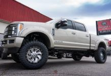 F250 BDS Suspension